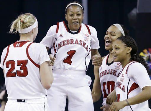 No. 21 Nebraska women defeat Iowa 76-61