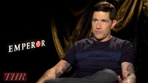 'Emperor' Star Matthew Fox: 'People Were on Eggshells' Around Tommy Lee Jones (Video)