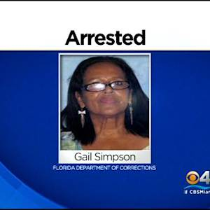 Police Arrest Woman Accused Of Robbing Miami Bank