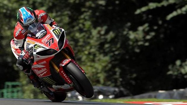 Oulton BSB: Ellison shows his title pace