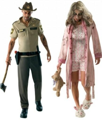 """Walking Dead"" Costumes"