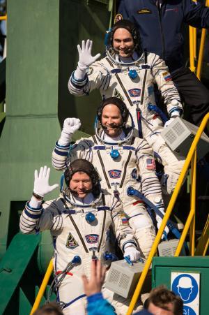 Soyuz Capsule Chasing Space Station for Thursday Rendezvous