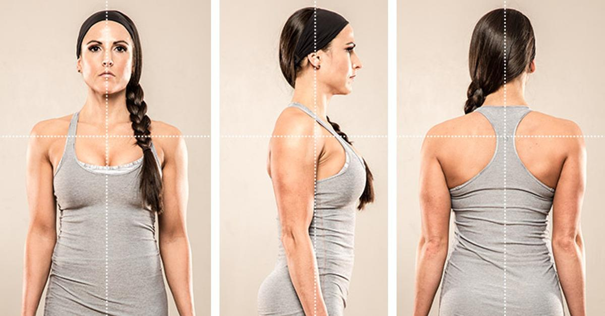 Posture Power How To Correct Your Body's Alignment
