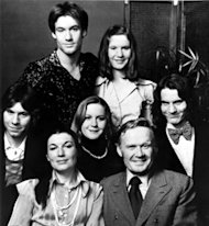 The Loud family, featured in the PBS series An American Family.