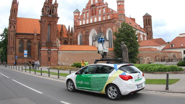 Google to Pay $7 Million Fine for Street View Privacy Breach