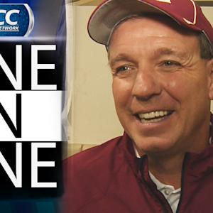 Jimbo Fisher Interview After Florida State Victory vs Miami | ACC One-On-One