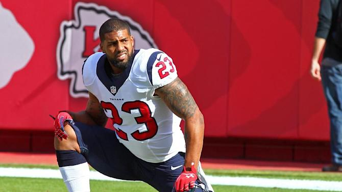 Texans RB Arian Foster out for season