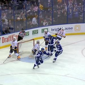 Kucherov's one-handed goal in 2nd