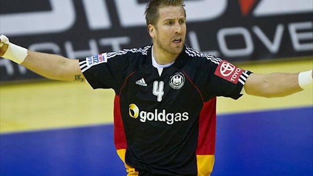Handball 2012 Deutschland Roggisch