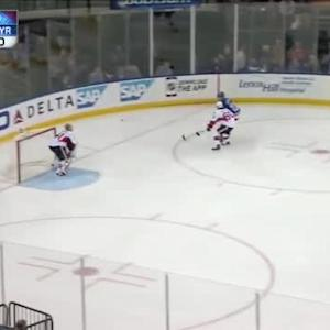 Senators at Rangers / Game Highlights