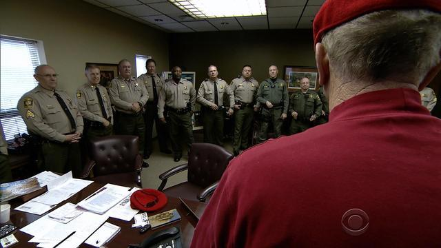Holiday sting operation story goes viral