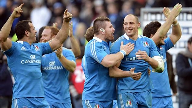 2013 Six Nations, Italy-Ireland