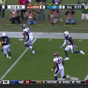 Demaryius Thomas 28-yard touchdown