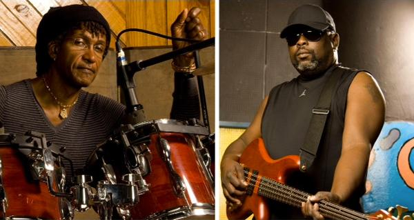 Sly and Robbie Connect Old with New on 'Gangsta Luv': Song Premiere