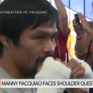 Pacquiao May Face Disciplinary Action