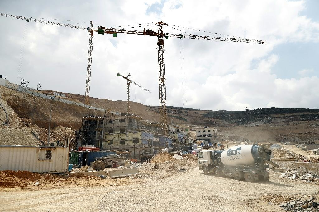 US condemns Israeli settlement acceleration