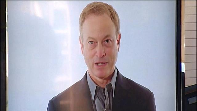 Gary Sinise donates $60k to Colo. fire department