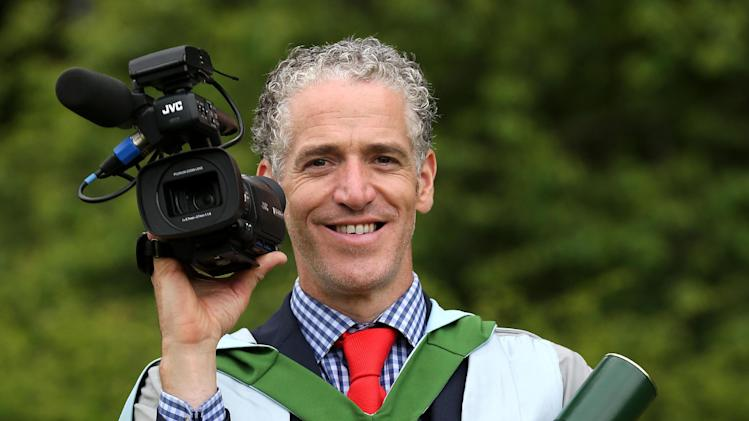 Gordon Buchanan honorary degree