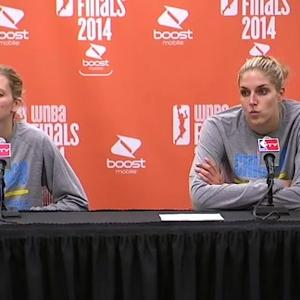 Postgame: Quigley and Delle Donne
