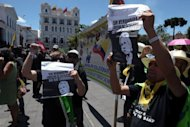 &lt;p&gt;Supporters of WikiLeaks founder Julian Assange demonstrate in Independence Square in Quito on August 20, 2012. British authorities won their case to extradite Assange to Sweden to face sex assault allegations, but because he sought asylum in Ecuador&#39;s embassy in London they have so far been unable to send him there.&lt;/p&gt;