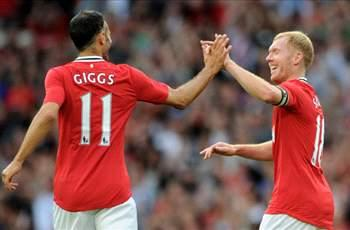 'Scholes is the most talented player I played with' – Giggs picks Best XI of Manchester United teammates