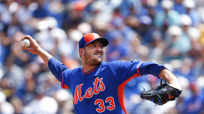 LEADING OFF: Harvey back on hill, pink eye back with Brewers