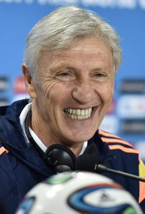Colombia coach Pekerman a man of divided loyalties
