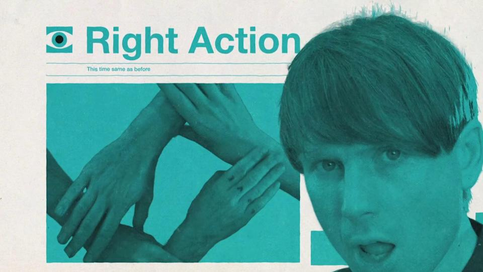Right Action (Official Video)