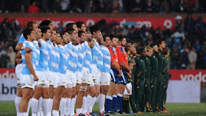 Rugby union - Argentina make two changes for South Africa