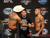 UFC Fight Night 27 Weigh-in Results: Condit vs. Kampmann Rematch Gets the Green Light