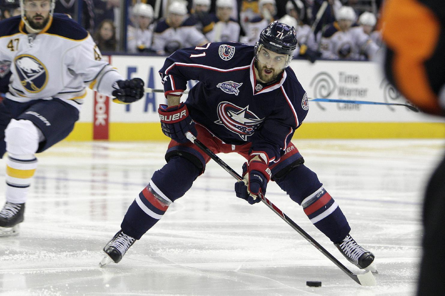 Blue Jackets tap Nick Foligno as first captain in 3 years
