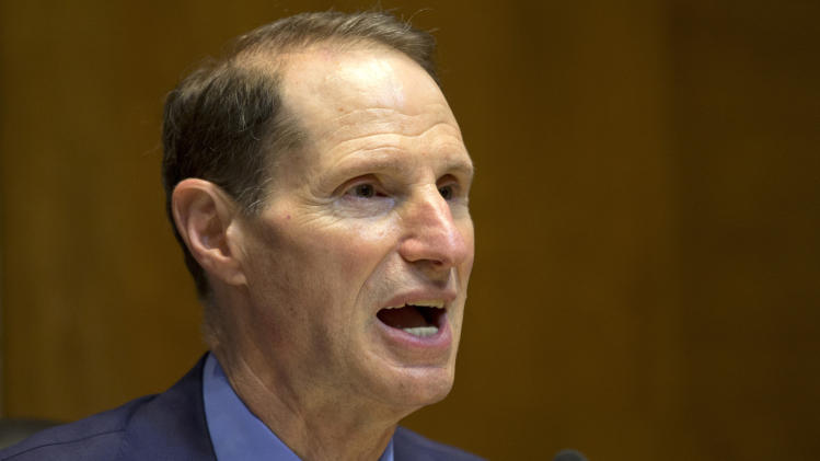 Oregon Sen. Wyden in line to lead finance panel