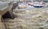 UK Flood Threat Remains As More Rain Forecast