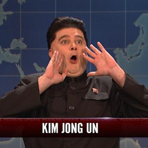Weekend Update: Kim Jong Un