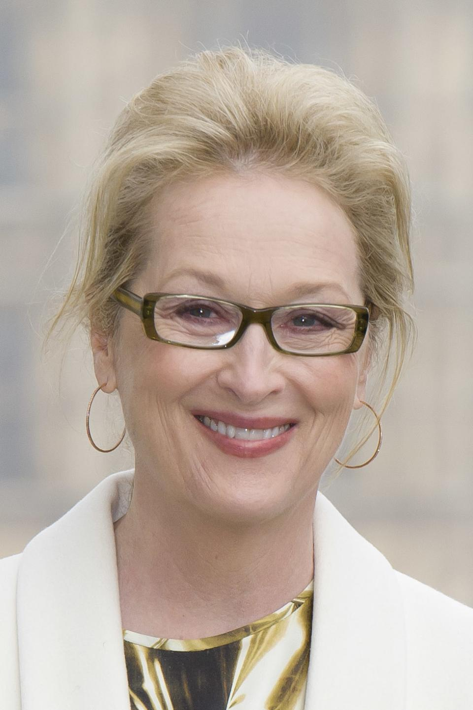 "FILE - In this Nov. 14, 2011 file photo, U.S actress Meryl Streep attends a photocall for ""The Iron Lady"" in London.  Streep is one of many successful actresses over 40 working in Hollywood. (AP Photo/Jonathan Short, file)"