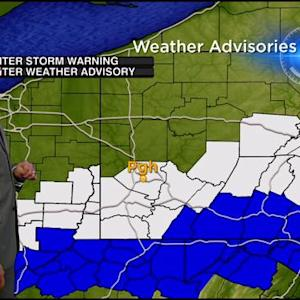 KDKA-TV Evening Forecast (3/4)