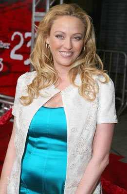 Virginia Madsen at the Los Angeles premiere of New Line Cinema's The Number 23