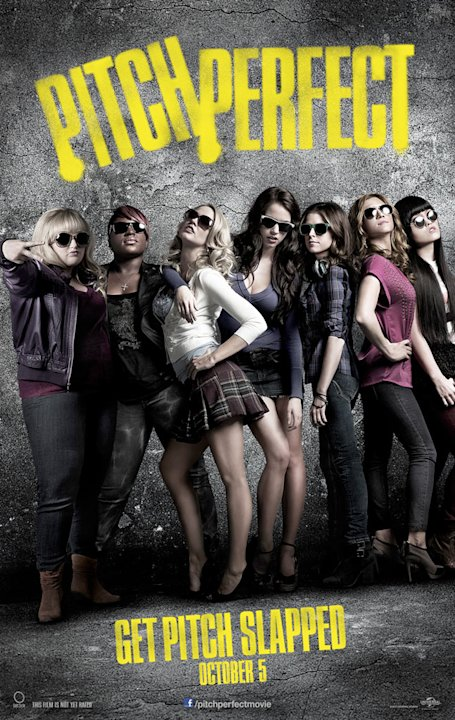 Pitch Perfect 2012 Poster