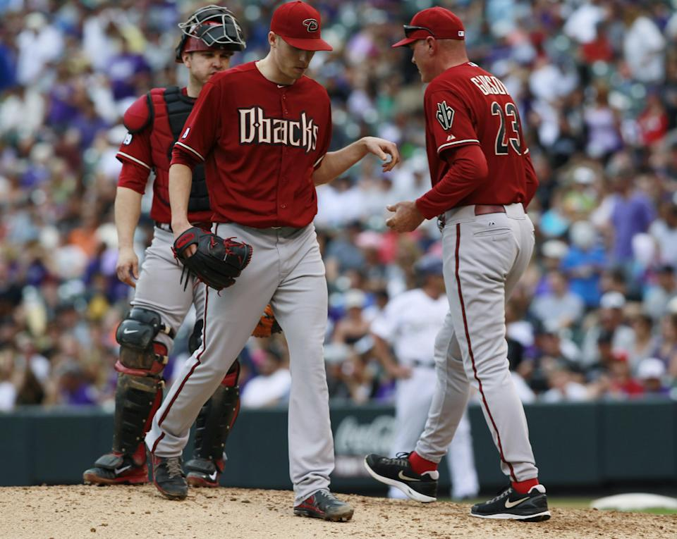 Davidson hits 3-run homer, D-backs beat Rox 13-9