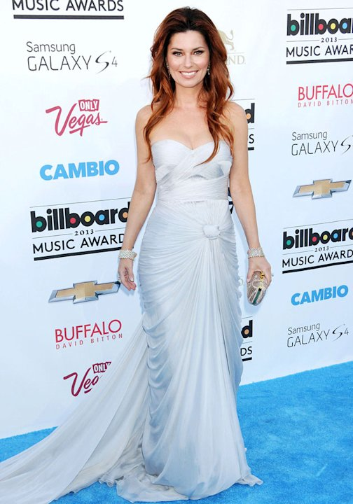 Best dressed: Shania Twain Pavoni by Mikael D