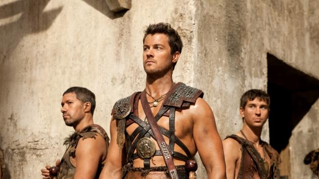 Agron (Dan Feuerriegel) in 'Spartacus: War of the Damned' -- Starz