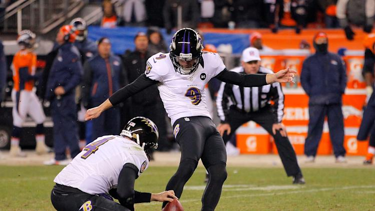 Divisional Playoffs - Baltimore Ravens v Denver Broncos