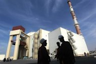 Iran&#39;s Russian-built nuclear reactor in Bushehr. International Atomic Energy Agency chief Yukiya Amano and Iran&#39;s lead negotiator, Saeed Jalili, hailed &quot;intensive&quot; and &quot;very good&quot; talks on Iran&#39;s nuclear programme on Monday, state television says