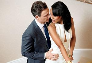 Tony Goldwyn and Kerry Washington | Photo Credits: Don Flood