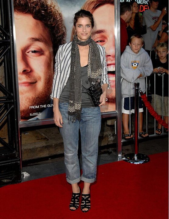 Best and Worst of Summer 2008 Amanda Peet