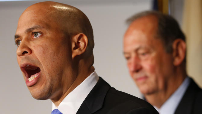 Could big money leave Newark with Mayor Booker?