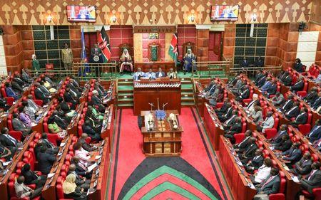 Kenya parliament to vote on amendments meant to improve security