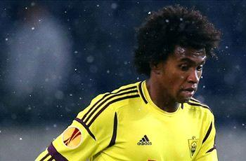 Chelsea completes Willian signing