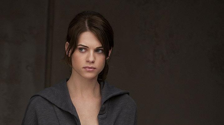 "Lyndsy Fonseca stars as Alex in ""Nikita."""