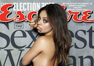 Mila Kunis : lue Femme la plus sexy au monde, elle pose nue !